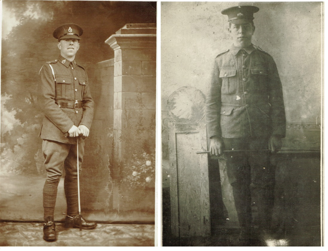 William Cook before and after active service