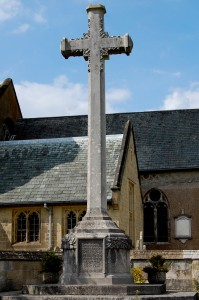 Petworth war memorial