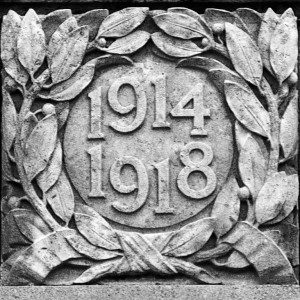 Midhurst War Memorial Cartouche