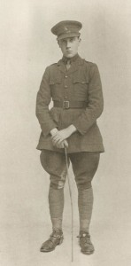 Second Lieutenant George  Hamilton